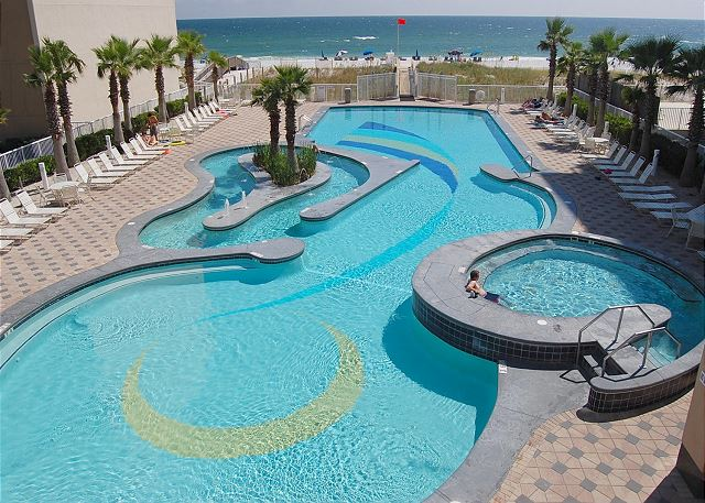 Outdoor Pool #2 w/ Lazy River