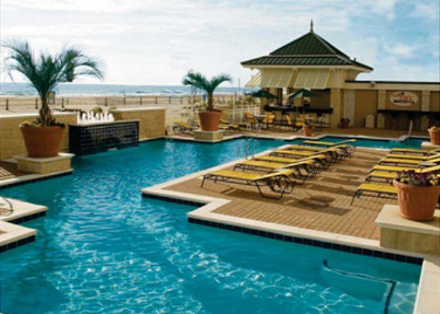 Virginia Beach, VA United States - Ocean Beach Club Condo