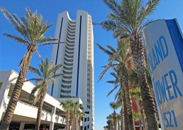 Welcome to Island Tower in Gulf Shores!