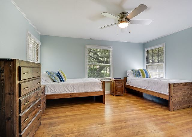 4th Bedroom Back House