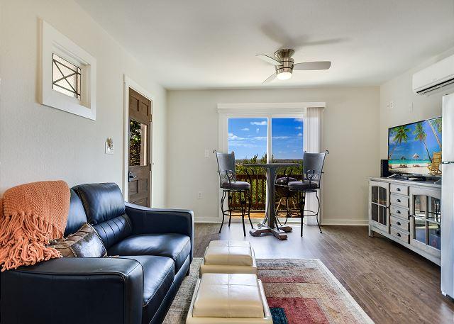 Tree House Living Room