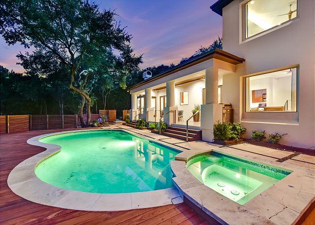 Back Pool Patio