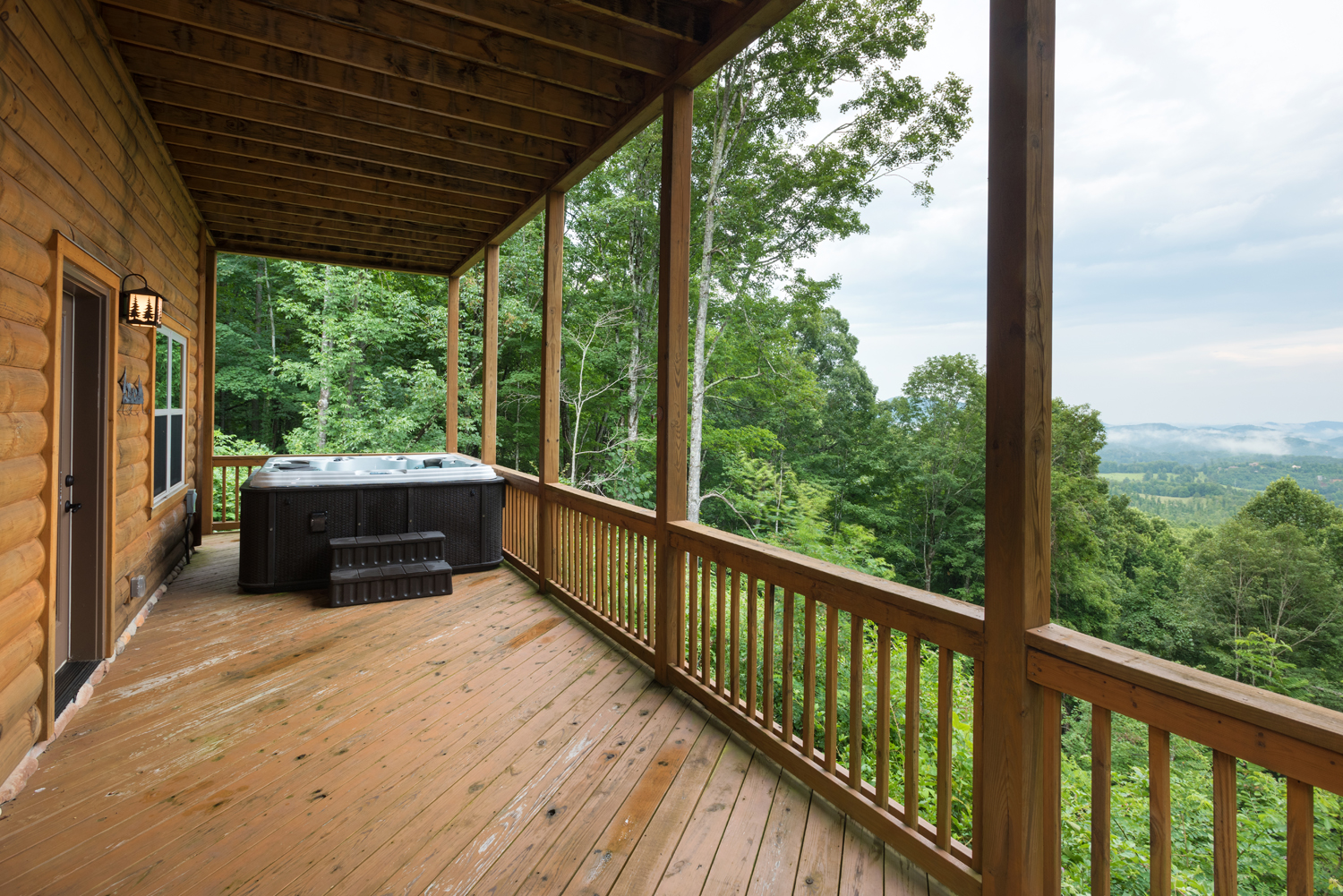 Eagle S View Log Cabin At Todd Todd Nc Vacation Rental