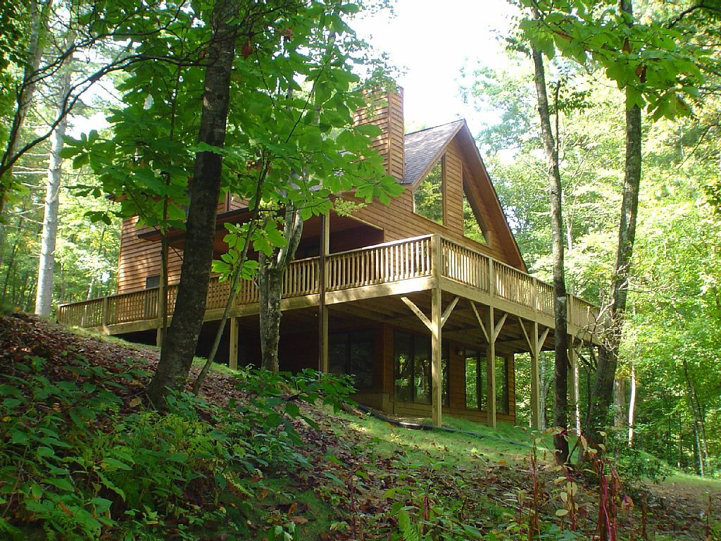 Above The River - New River Vacation Cabin Rental