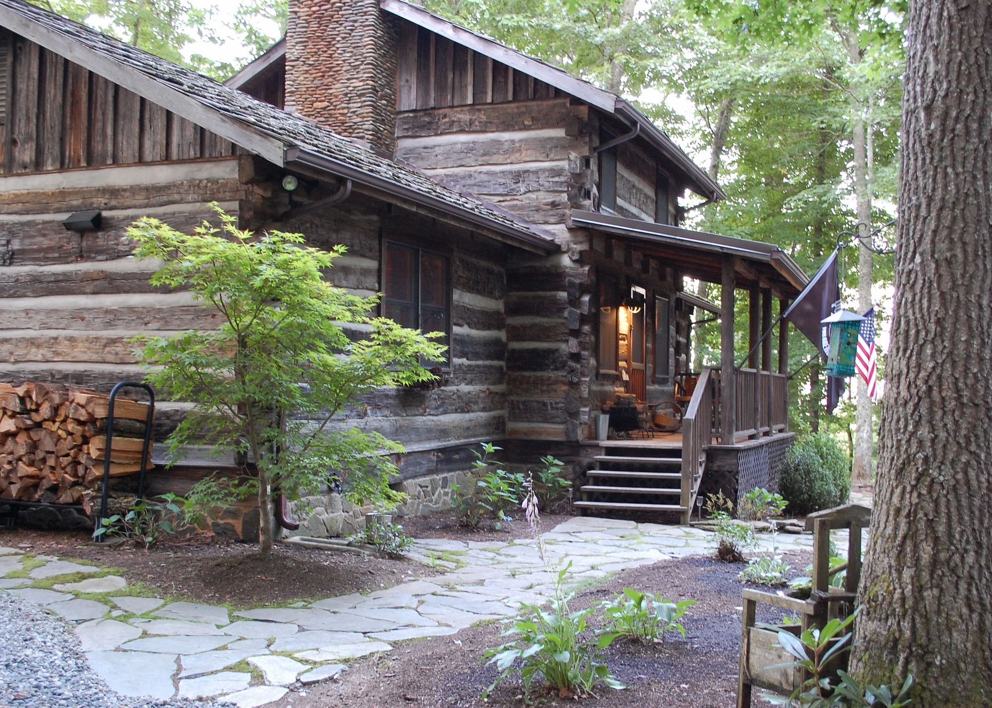 Courage Cabin Stay Blue Ridge