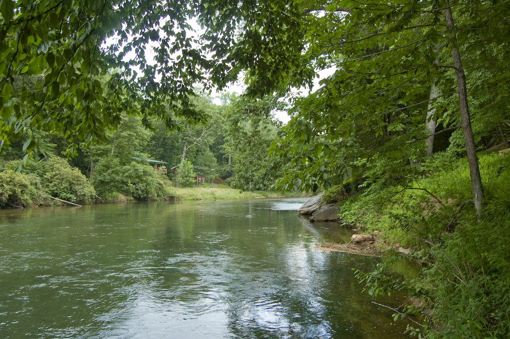 New river bend lodge west jefferson nc vacation rental for New river nc fishing
