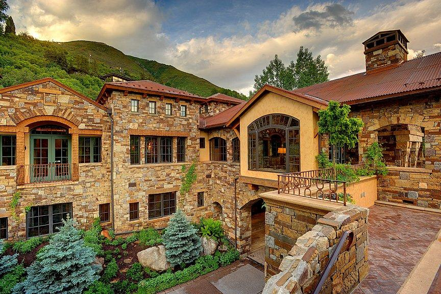Grand Tuscan Villa Aspen Signature Properties