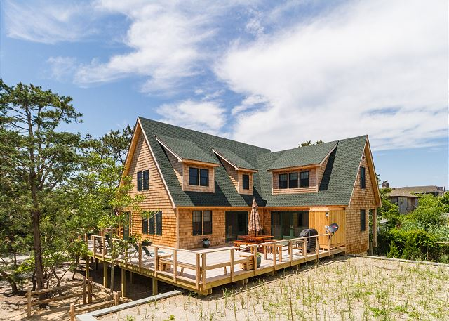 40 Evergreen, Seaview Fire Island