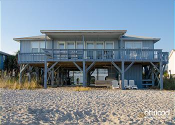 Edisto Beach House rental - Exterior Photo