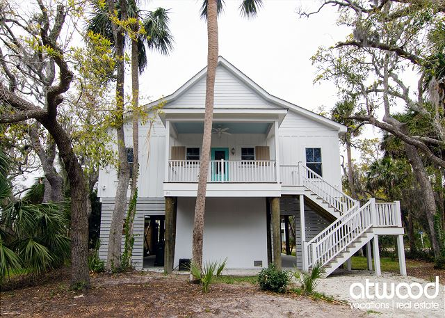 Trap House Edisto Beach Rentals Atwood Vacations