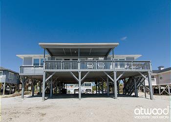 Edisto Beach House rental - Exterior Photo