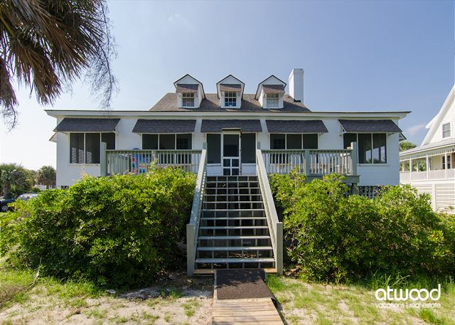 Pet Friendly Vacation Rentals Edisto Beach Sc