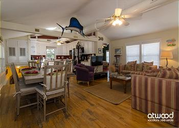 Edisto Beach House rental - Interior Photo