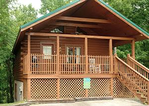 SUITE HARMONY #243 2 bedroom Pet Friendly Cabin Near Ripleys Aquarium Gatlinburg TN,