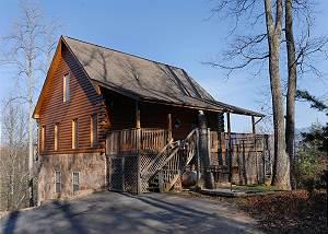 MOOSE MOUNTAIN LODGE #539 Gatlinburg Cabin in the mountains MOOSE MOUNTAIN LODGE 539