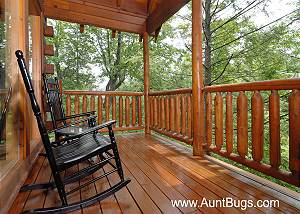 BEARY SECLUDED #296 Smoky Mountain Cabin Beary Secluded 296
