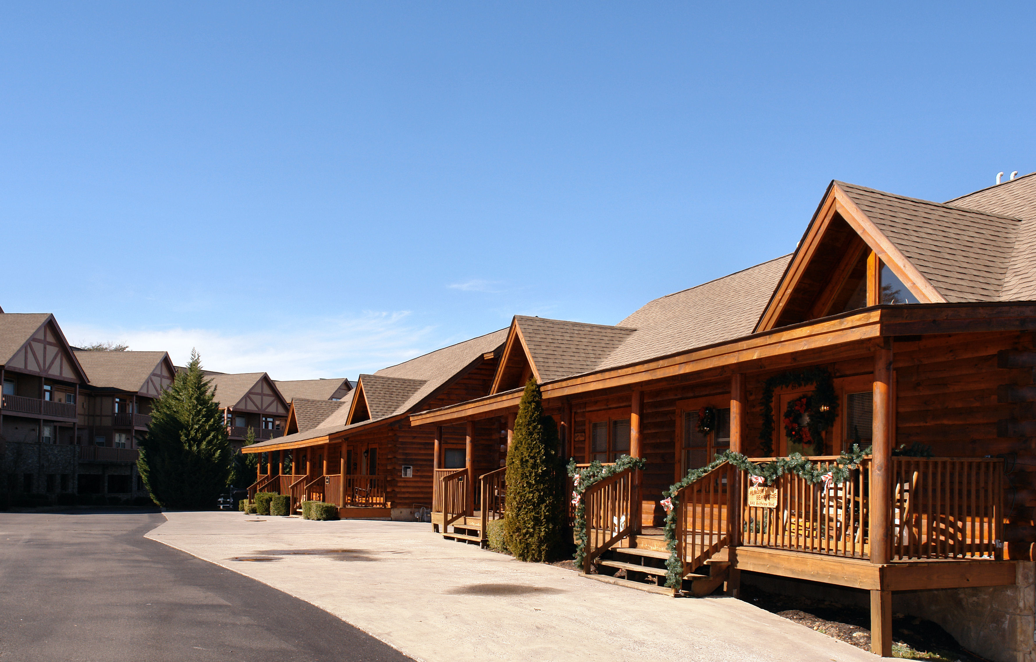 Pigeon Forge Cabin Rental Almost Bearadise 289 2 Bedroom