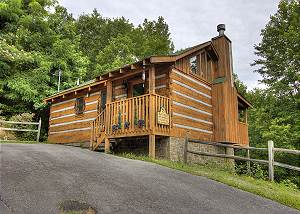 Apple Bear View #116 1 Bedroom 1 Bathroom with a Great Mountain View Located on Bluff Mountain!