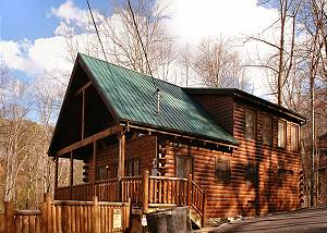ABOVE EXPECTATIONS #294 Cabin in between Gatlinburg and Pigeon Forge Above Expectations 294