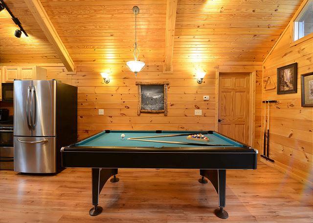 Bear Haven 297 2 Bed 2 Bath Cabin Acorn Cabin Rentals