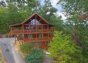 Eagle's View #356 BREATHTAKING VIEWS!  HIGH SPEED CABLE WIFI!  POOL TABLE AND ARCADE GAME