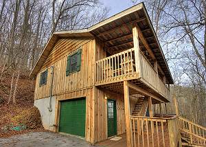 A Finders Keepers - 335 A Finders Keeper is a beautiful three bedroom cabin located in Gatlinburg.