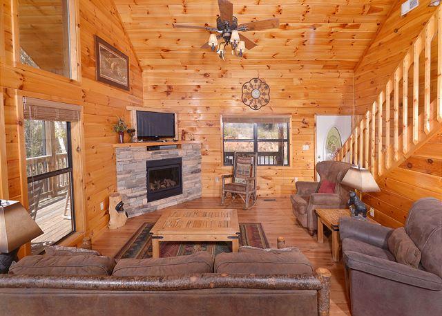 Bear Splash 409 4 Bedroom Cabins Pigeon Forge Cabins