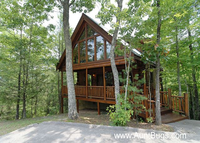 Sevierville Cabin Rental Beary Secluded 296 2 Bedroom