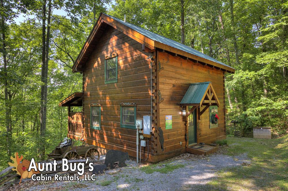 Sevierville Cabin Rental Smoky Mountain Memories 107