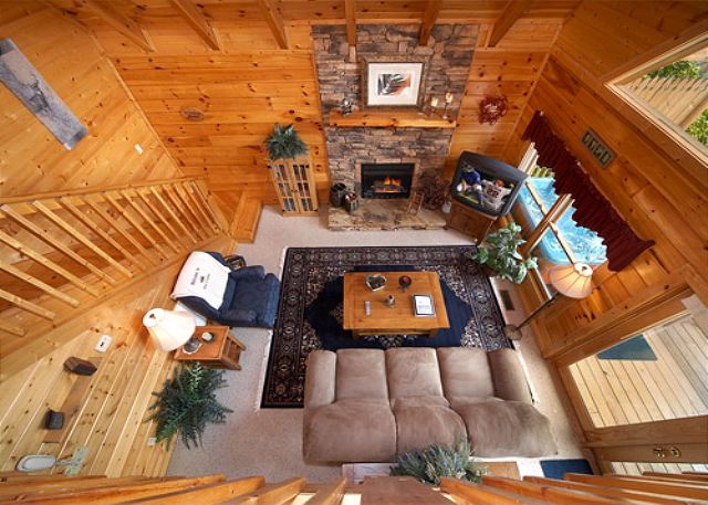 Buddy Bear #249 | 2 Bedroom Cabins | Pigeon Forge Cabins ...