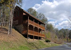 CAMELOT #266 Pigeon Forge cabin near downtown CAMELOT 266