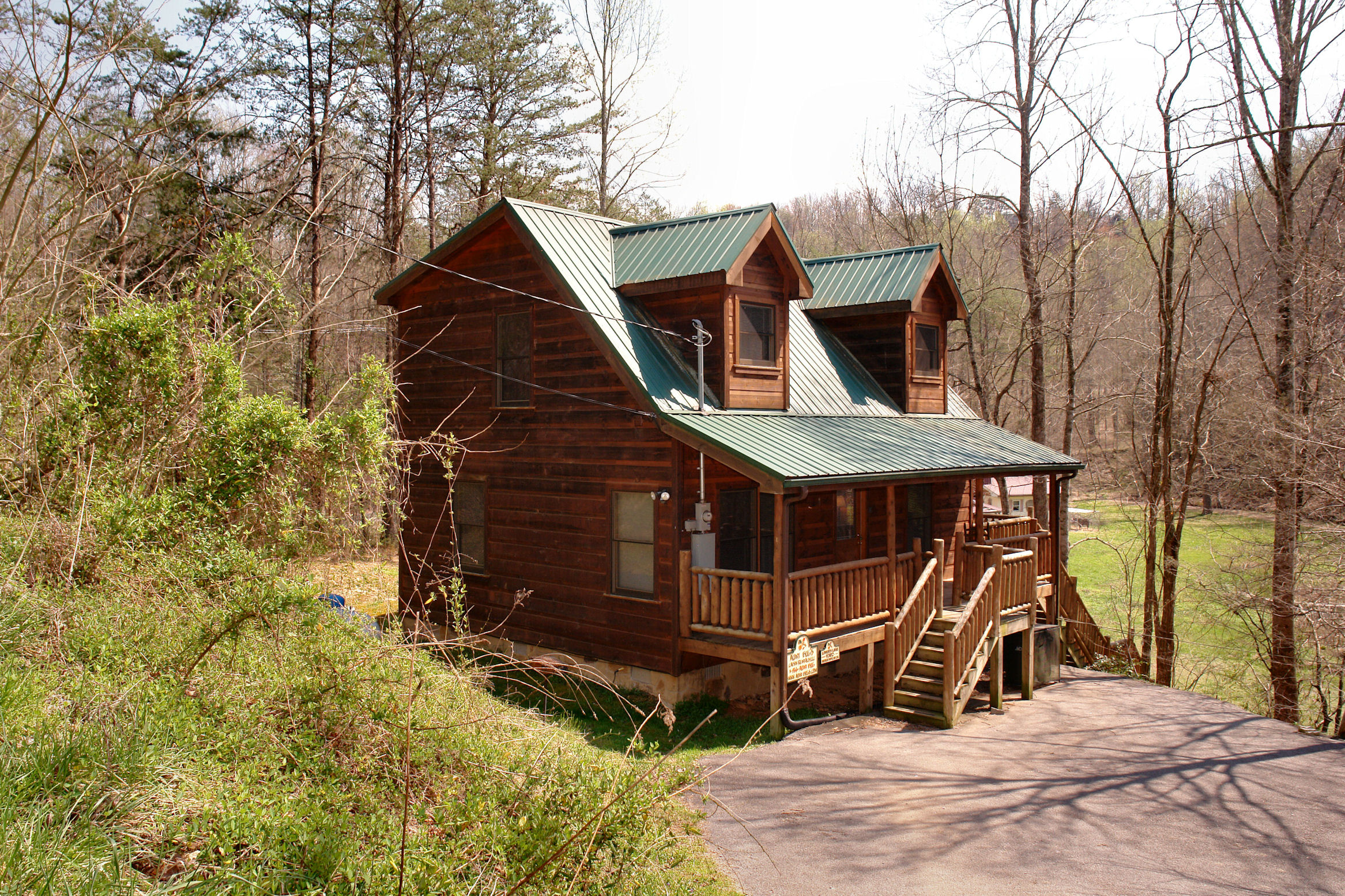 Sevierville Cabin Rental Lover S Lake 105 1 Bedroom