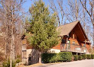 SWEET MTN LAUREL #403 Pigeon Forge resort cabin near Dollywood Sweet Mtn Laurel 403