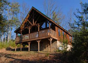 WOW !! WHAT A CABIN 255 Cabin in the Birds Creek area WOW !! WHAT A CABIN 255