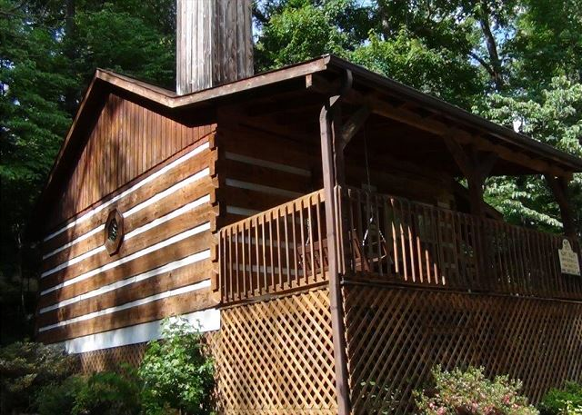 Cuddle Inn 1529 1 Bedroom Cabins Pigeon Forge Cabins