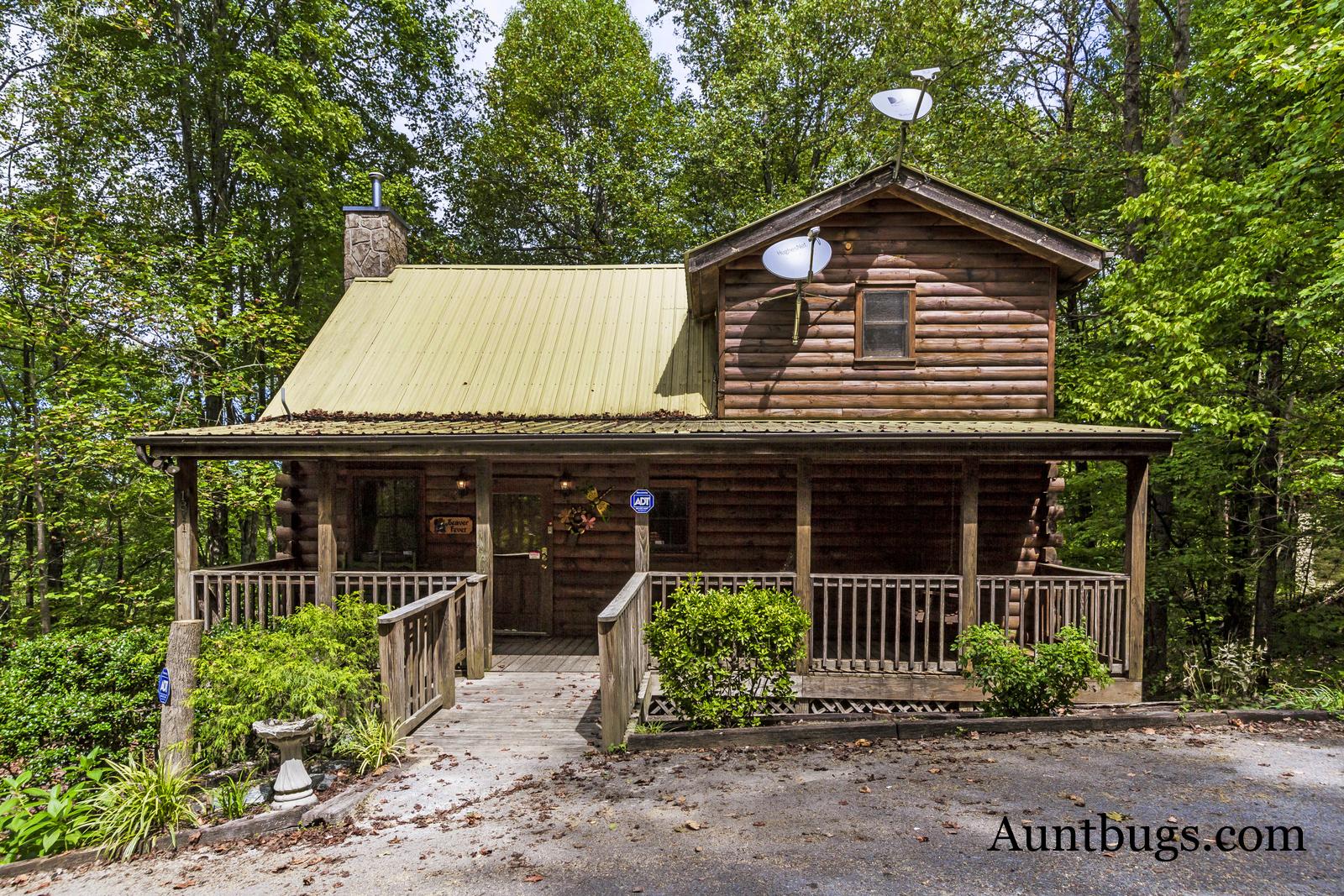 3 Bedroom Pigeon Forge Cabins | Gatlinburg Cabins | Smoky Mountain ...