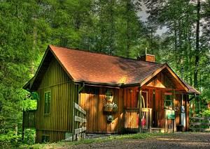 ROOSTERS RIDGE CABIN #231 Roosters Ridge Cabin - Shagbark Resort