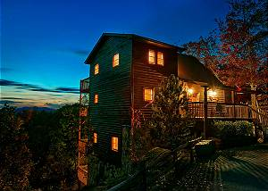 FAITH MTN HIDEAWAY 337 Smoky Mountain Cabin Faith Mountain Hideaway 337