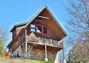 A Slice Of Paradise #161 Mountain Paradise! Perfect Vacation Cabin With Luxury Package!