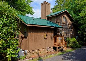 KRISTY'S KABIN #270 KRISTY'S KABIN is a spacious two bedroom cabin in Gatlinburg