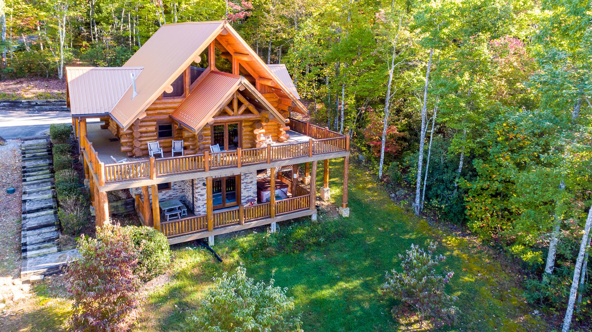 alpine retreat cabins angel fire