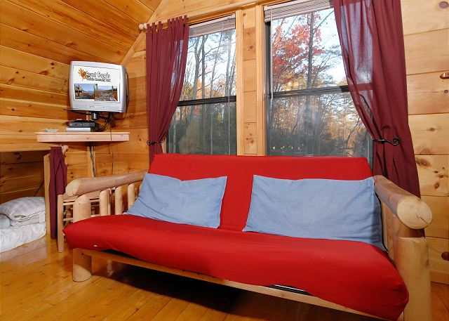 Wow What A Cabin 255 2 Bedroom Cabins Pigeon Forge
