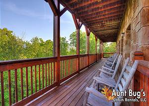 ALWAYS DREAMING - 410 The Ultimate Premier cabin with 4 King size Master Suites & Flat Sceen TV's!