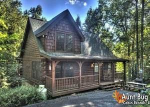 NESTLED INN #214 2 Bedroom Resort Cabin 5 miles from Downtown Gatlinburg & Pigeon Forge
