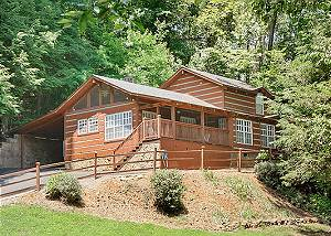 BLACK BEAR COVE #624 Smoky Mountain Cabin  BLACK BEAR COVE 624