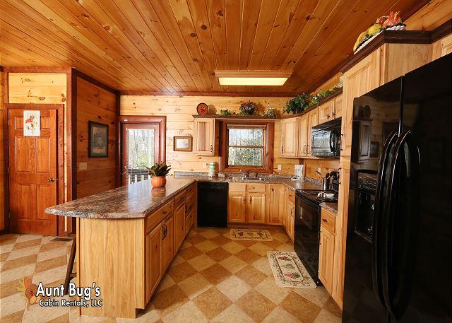 Splash N\' Play #524 | 4 Bedroom Cabins | Pigeon Forge Cabins ...