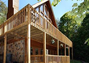 EAGLE'S VIEW #516 Gatlinburg Cabin in the mountains  EAGLE'S VIEW 516