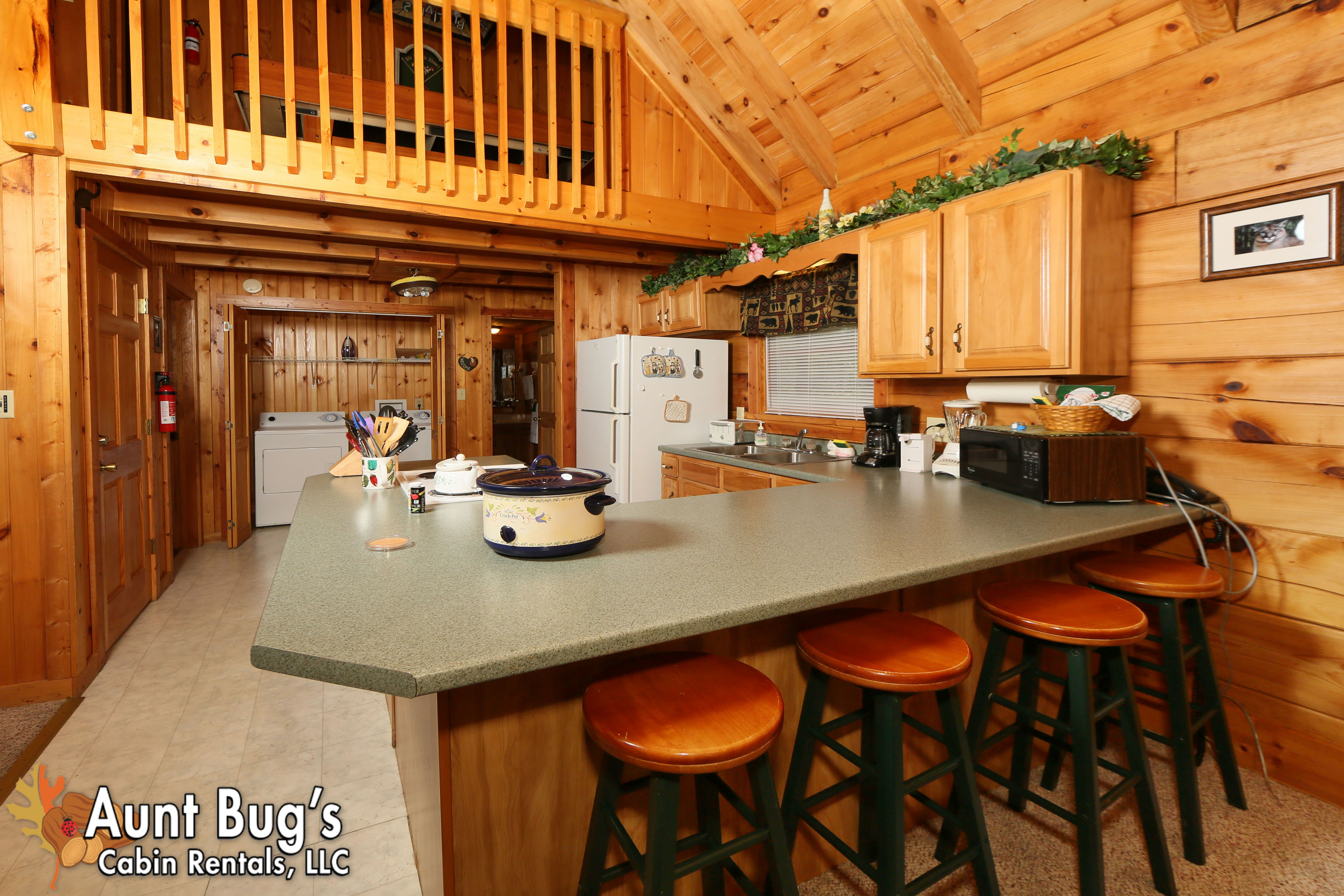 SEVIERVILLE Cabin Rental A MOUNTAIN LAIR 1631 2 Bedroom