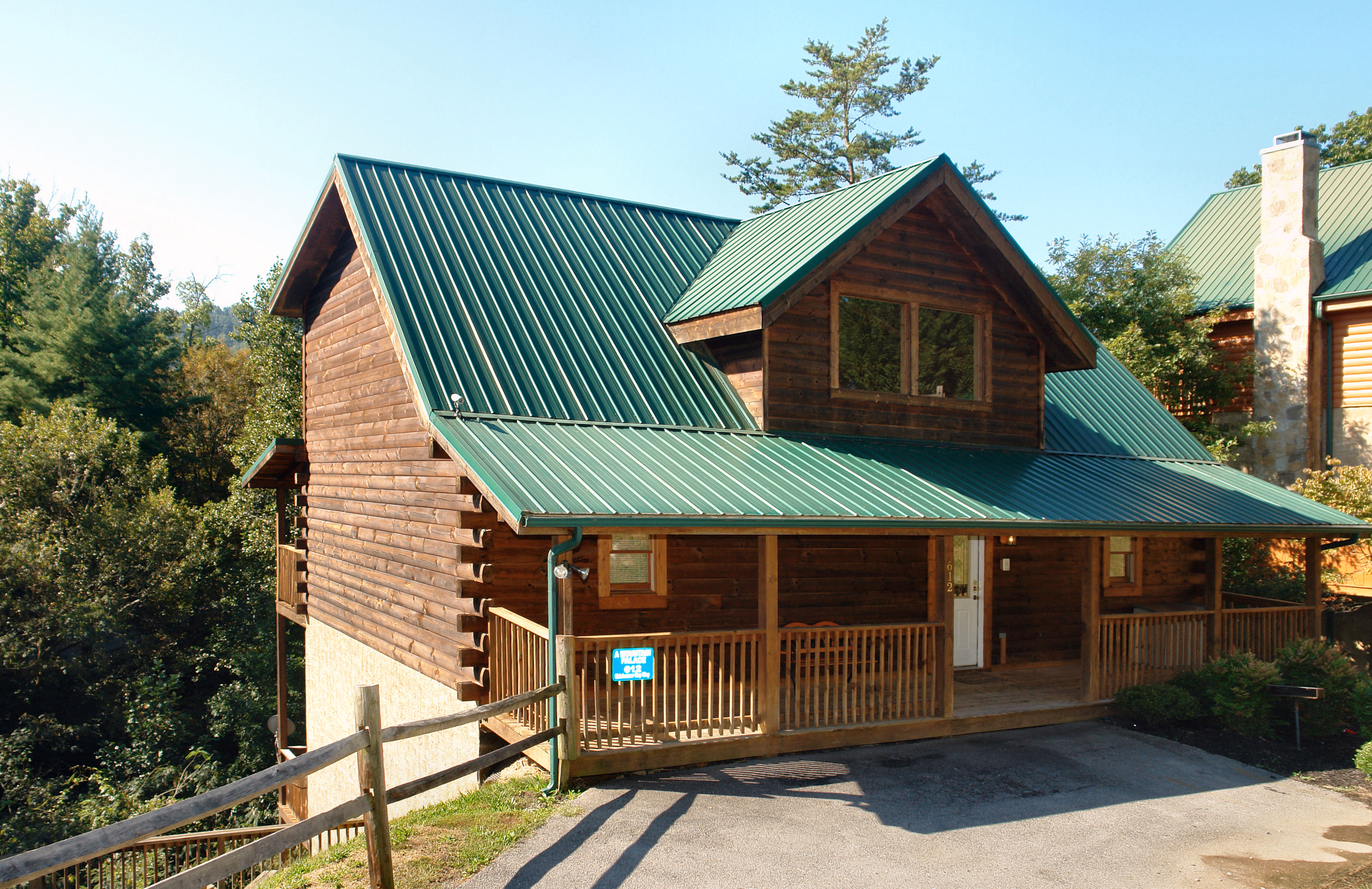 Pigeon forge tn cabin deals