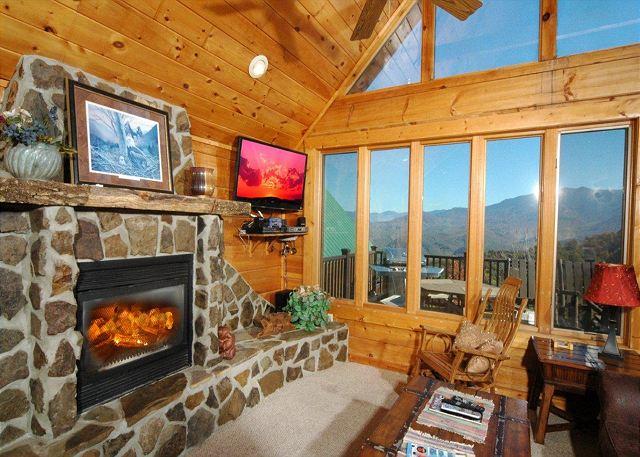gatlinburg cabin rental eagle 39 s nest 379 3 bedroom